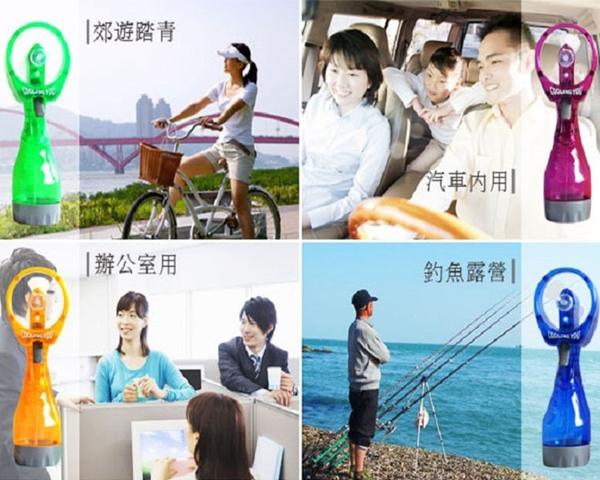 <特價出清>隨身涼噴水風扇【AE04153】i-Style居家生活