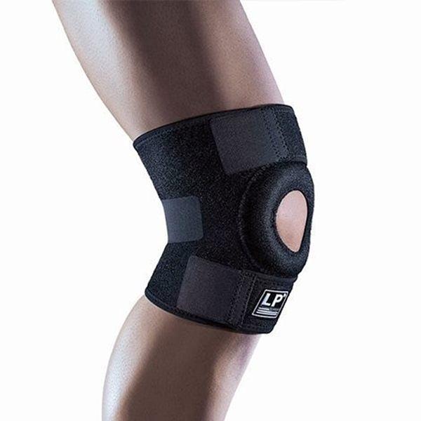 LP 758CA 髕骨 護膝 護具 高效 壓型 膝護套 膝蓋 護膝 美國正品 開洞式 lp758ca