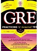 二手書博民逛書店《Gre: Practicing to Take the Gen