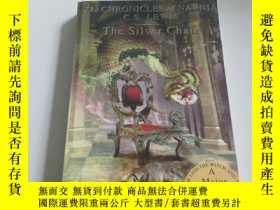 二手書博民逛書店the罕見silver chair(銀色椅子)Y200392 C