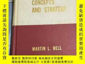 二手書博民逛書店marketing罕見concepts and strategy 營銷理念與策略 精裝Y232162 Mart