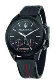 【Maserati 瑪莎拉蒂】/經典三眼錶(男錶 女錶 手錶 Watch)/R8871612004/台灣總代理原廠公司貨兩年保固