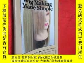 二手書博民逛書店Wig罕見Making Made Simple 【詳見圖】Y54
