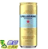 [COSCO代購] W125876 San Pellegrino 聖沛黎洛 零卡香氛氣泡飲 冰心凍檸風味 330毫升 X 24罐