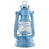 【速捷戶外】德國 FEUERHAND 火手燈 BABY SPECIAL 276 古典煤油燈 粉藍 276-5024