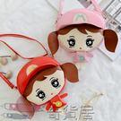 1-6歲新款韓版兒童甜美可愛小女孩單肩斜...