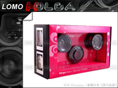 EGE 一番購】LOMO HOLGA 拍立得廣角鏡頭 + 增距鏡頭【FUJI MINI 7S專用】