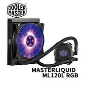 Cooler Master MASTERLIQUID ML120L RGB 一體式 CPU 水冷 散熱器