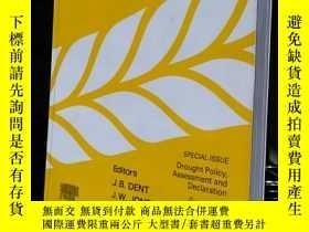 二手書博民逛書店Agricultural罕見Systems Vol.57 No.