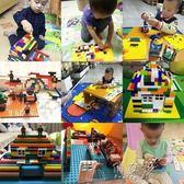 兼容樂高     男孩子3-6周歲拼裝益智7兒童8小顆粒10拼插12玩具igo     俏女孩