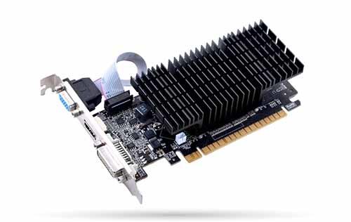 Inno3D 映眾 GEFORCE G210 1GB DDR3 LP 短版 顯示卡