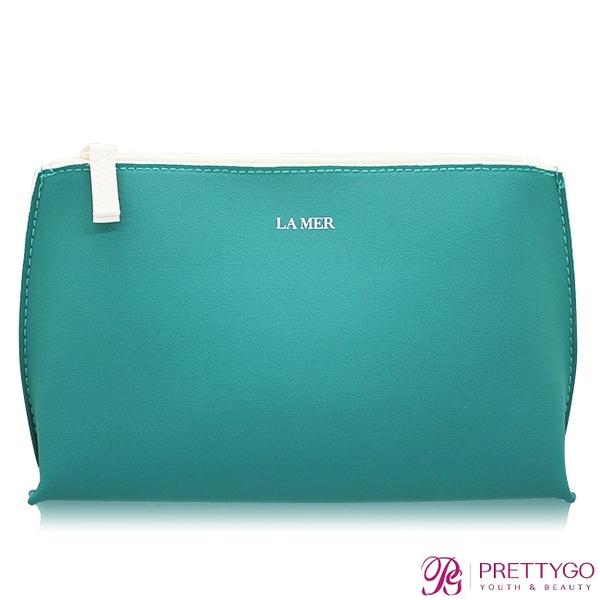 LA MER 海洋拉娜 限量歡慶化妝包(19.5X7X12CM)【美麗購】