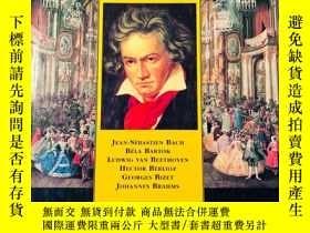 二手書博民逛書店Les罕見Grands Musiciens: Volume 1Y