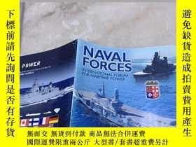 二手書博民逛書店NAVAL罕見FORCES SPECIAL ISSUE 2008