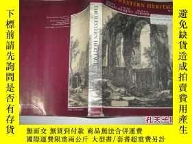 二手書博民逛書店英文原版罕見THE WESTERN HERITAGE TO 1715Y9112 Donald Kagan; m