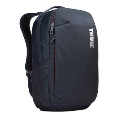 THULE 都樂-Subterra Backpack 23L筆電後背包TSLB-315(忠欣公司貨)-礦藍