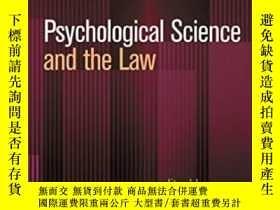 二手書博民逛書店Psychological罕見Science And The LawY256260 Neil Brewer G