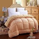 棉被 廠商超柔羊羔絨冬被加厚保暖被子春秋被芯棉被雙人冬被 YYJ【快速出貨】