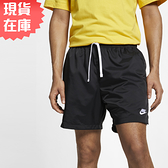 【現貨】NIKE Sportswear 男裝 短褲 休閒 慢跑 健身 輕量 透氣 口袋 黑【運動世界】AR2383-010