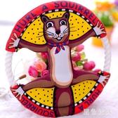 寵物狗狗貓咪玩具大中小fatcat訓練用飛碟飛盤結實耐咬好玩 aj10350『黑色妹妹』