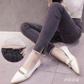 牛仔長褲女2019新款韓版高腰寬鬆緊身休閒鉛筆褲 QW9456【夢幻家居】