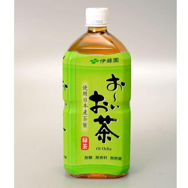伊藤園綠茶 975ml