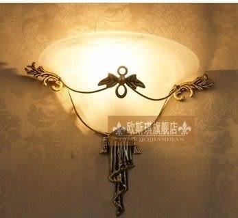 設計師美術精品館壁燈 歐式壁燈 歐式仿古壁燈 古羅馬風格壁燈 歐式走廊壁燈