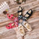 老北京布鞋女童繡花鞋民族風兒童布鞋寶寶傳統手工鞋漢服古裝鞋子 CIYO黛雅