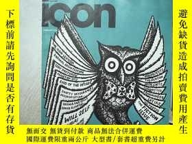 二手書博民逛書店ICON罕見2010 FEBRUARY 圖標2010年2月(英文)(02)Y261116