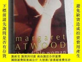 二手書博民逛書店The罕見Edible Woman 英文原版 可以吃的女人 女性主義巨作Y83259 Atwood;Marga