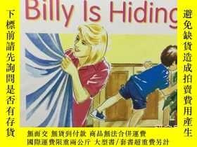 二手書博民逛書店Billy罕見ls Hiding..12498