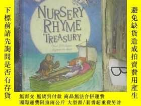 二手書博民逛書店Nursery罕見Rhyme Treasury 童謠寶庫Y261116