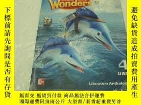 二手書博民逛書店wonders罕見literature anthology G2