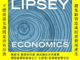 二手書博民逛書店Economics,罕見Thirteenth Canadian Edition With MyeconlabY