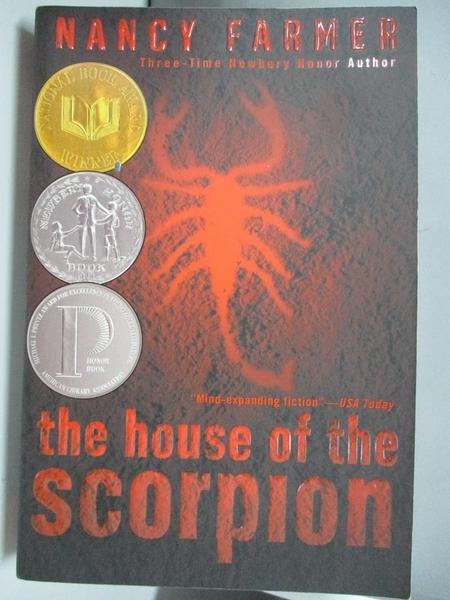 【書寶二手書T8/一般小說_ANW】The House of the Scorpion_Farmer, Nancy