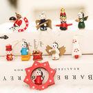 【BlueCat】聖誕節公仔娃娃木質掛飾...