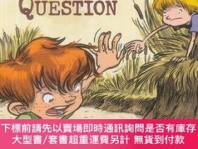 二手書博民逛書店The罕見Quicksand Question穿過流沙Y454646 Ron Roy(羅恩·羅伊) 著;Jo