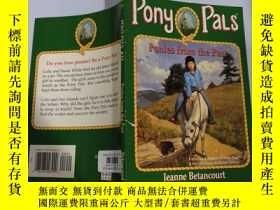 二手書博民逛書店ponies罕見from the past 過去的小馬Y200392