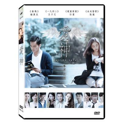 愛神DVD 鍾漢良/王子文