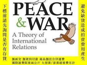 二手書博民逛書店Peace罕見And WarY364682 Raymond Aron Transaction Publishe
