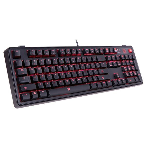 【綠蔭-免運】曜越 拓荒者 MEKA PRO 青軸 LED背光 機械式鍵盤