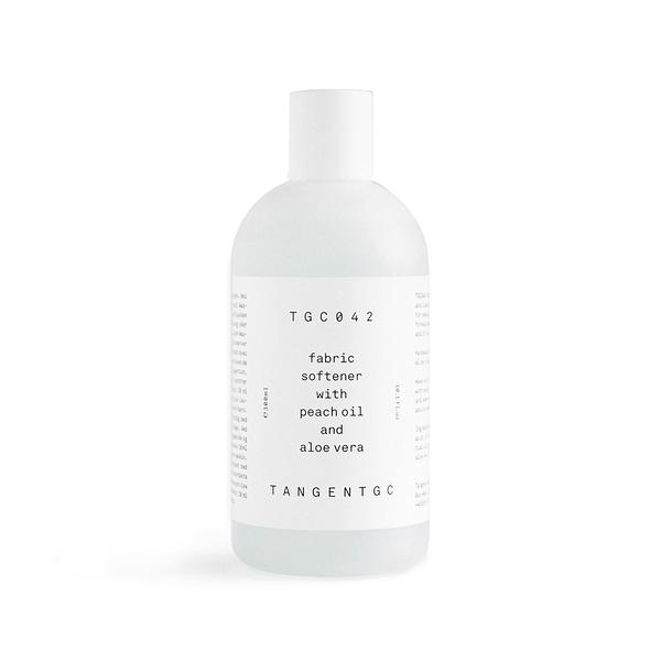 瑞典 TangenTGC Fabric Softener TGC042 300ml《柔心》瑞典衣物清潔系列 蜜桃香味 衣物柔軟精