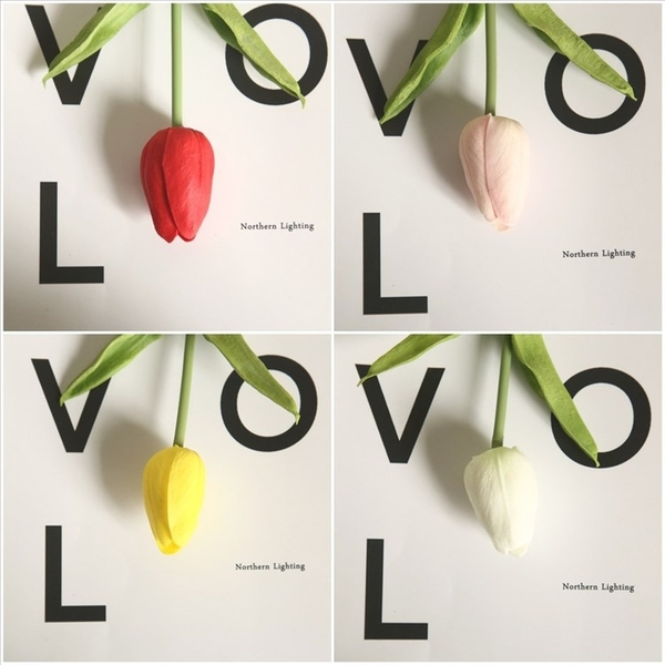 CARMO鬱金香仿真植物 假花 拍攝道具【FL01003】