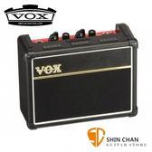 【貝斯小音箱】【VOX AC2 Rhythm Bass】【 2瓦(可裝電池)附破音效果/內建爵士鼓節奏 81種】
