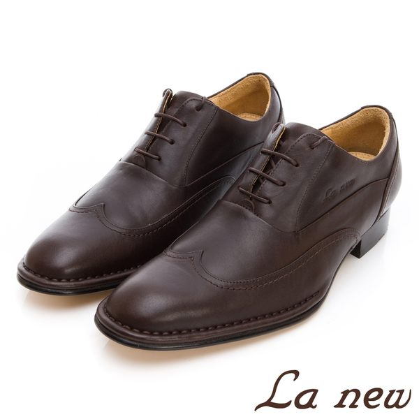 【La new outlet】經典皮鞋(男220035124)
