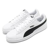 Puma 休閒鞋 UP 白 黑 男鞋 女鞋 皮革鞋面 基本款 小白鞋 運動鞋【ACS】 37260502