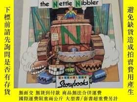 二手書博民逛書店Naughty罕見Nick and the Nettle Nibbler:頑皮的尼克和蕁麻咬人Y212829