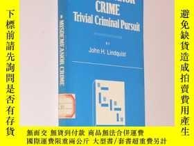 二手書博民逛書店Misdemeanor罕見Crime: Trivial Crim