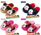 2013正品迪士尼兒童棉拖鞋親子家居創意冬季保暖母女拖鞋男童女童