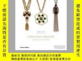 二手書博民逛書店【罕見】2006年出版 Costume Jewelery for